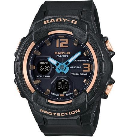 CASIOカシオ 腕時計 スーパーコピー BGA-2300G-3BJF Baby-G ベビージー レディース